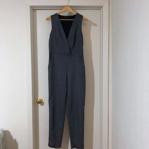 Zara - Blue Jumpsuit